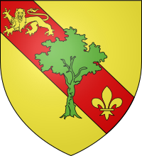 logo blason armoirie houppeville