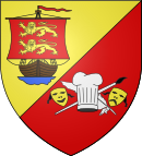 logo blason armoirie la bouille