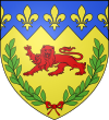 logo blason armoirie  mont saint aignan