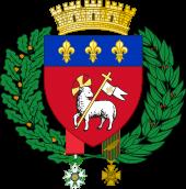 logo blason armoirie rouen