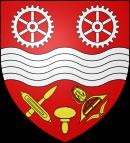 logo blason armoirie darnétal